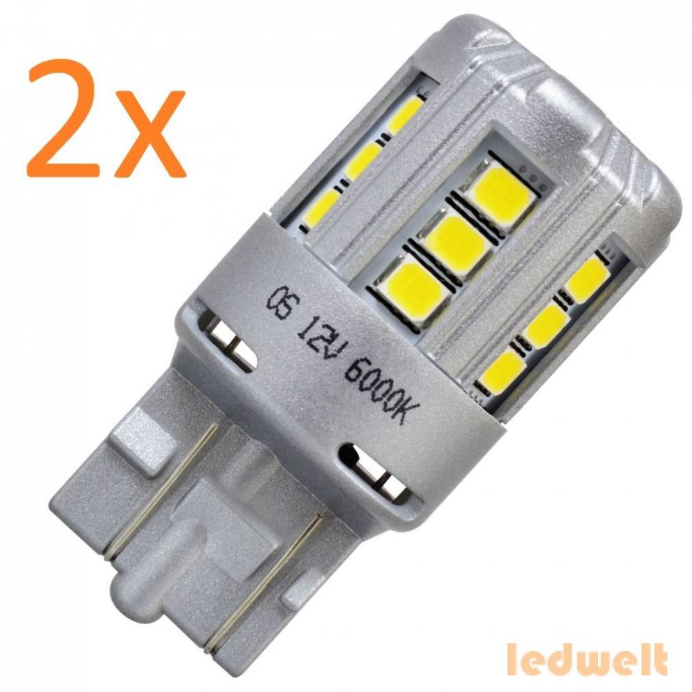 Osram LEDriving Standard 7705CW-02B W3x16d Cool White W21W (7505) 2db/bliszter