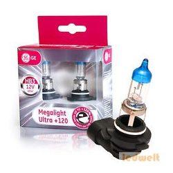 GE Megalight Ultra +120% HB3 53810NU 2db/csomag