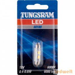 Tungsram LED 60180 C5W 6000K