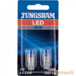 Tungsram LED 60140 0,6W W5W 4000K