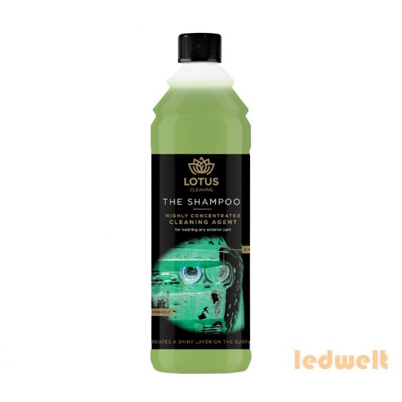 Lotus The Shampoo 1L - autósampon