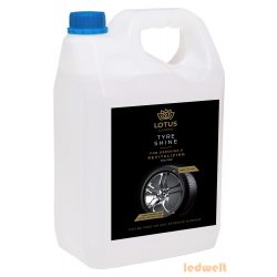 Lotus Tyre Shine 5L - gumi és műanyag ápoló