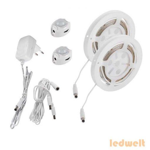 Kanlux LED szett beltéri: szenzoros 2x1.2 méter meleg fehér