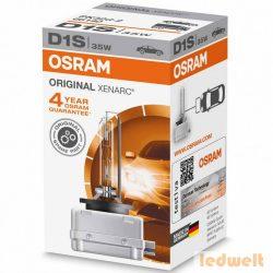 Osram Xenarc Original 66140 4100K D1S xenon izzó
