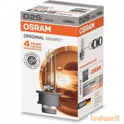 Osram Xenarc Original 66240 D2S xenon izzó - 4év garancia
