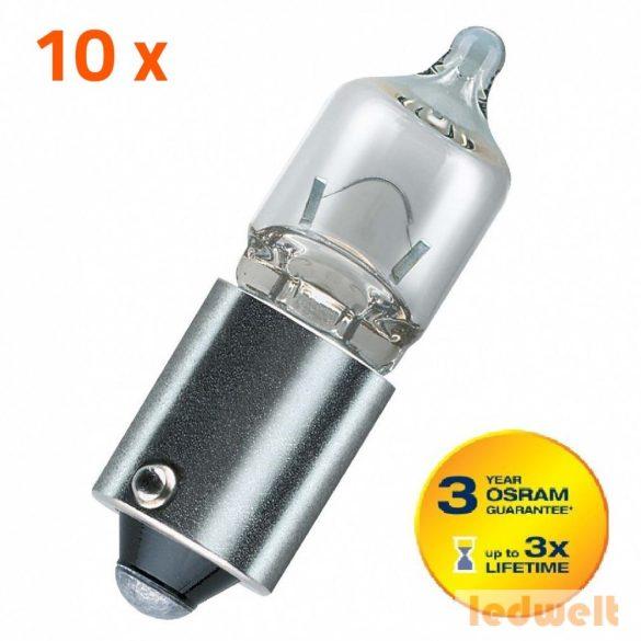 Osram Ultra Life 64132ULT H6W jelzőizzó 10db/csomag