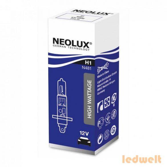 Neolux Power Rally N481 H1 izzó 12V offroad izzó