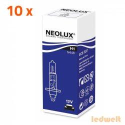 Neolux Standard N448 H1 izzó 12V 10db/csomag