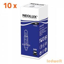Neolux N466 H1 izzó 24V 10db/csomag