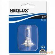 Neolux Standard N499 H7 izzó 12V bliszter