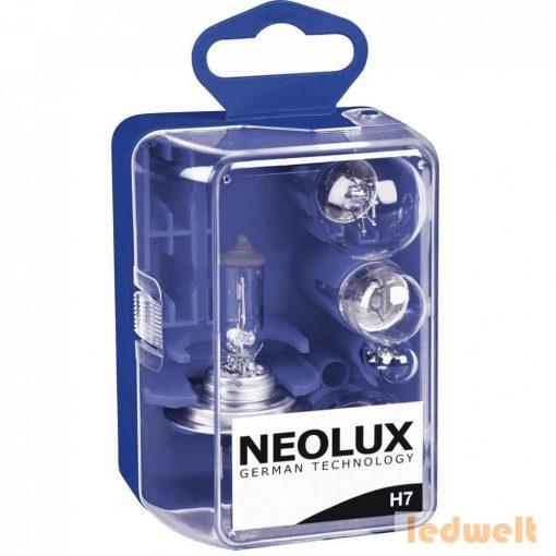 Neolux N499KIT H7 izzó minibox 12V