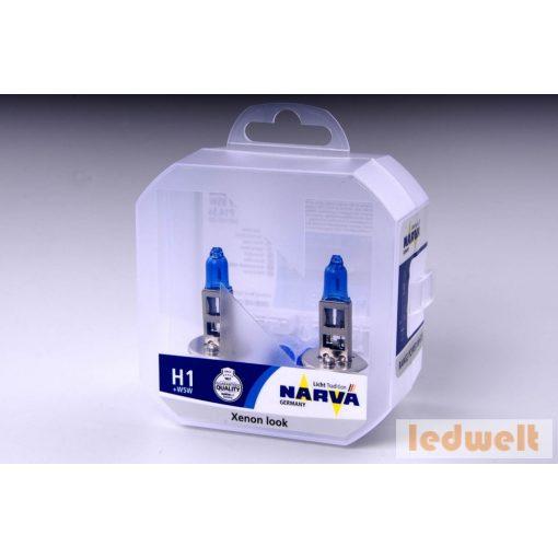 Narva H1 izzó Range Power White +W5W 2db/csomag