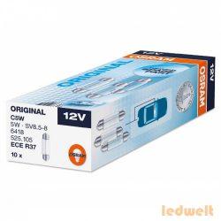 Osram Original Line 6418 C5W szofita 10db/csomag