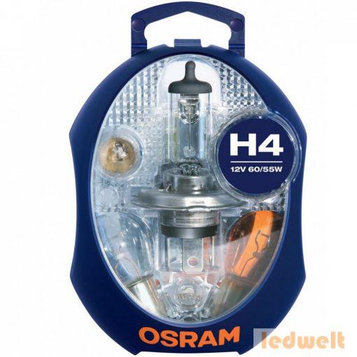 Osram CLKM H4 izzó tartalék csomag