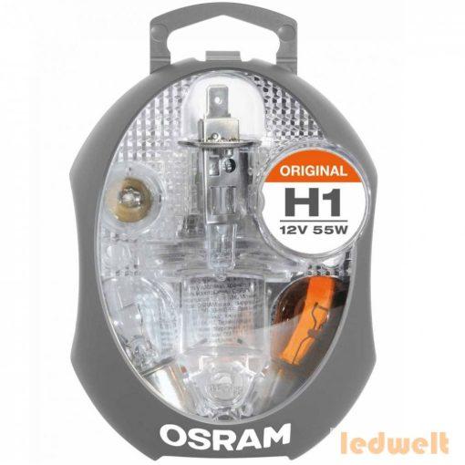 Osram CLKM H1 izzó tartalék csomag