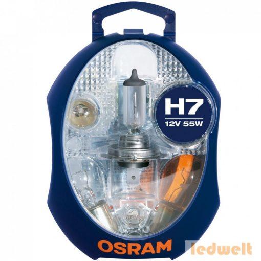 Osram CLKM H7 izzó tartalék csomag