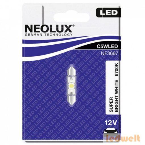 Neolux NF3667 6700K 36mm szofita LED