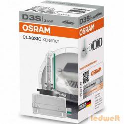 Osram Xenarc Classic 66340CLC D3S xenon izzó