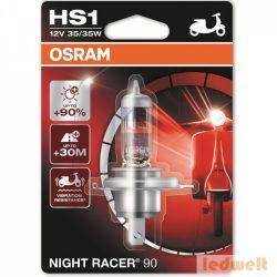 Osram Night Racer 90 64185NR9-01B HS1 motorkerékpár bliszter