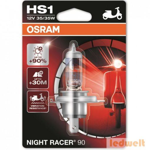 Osram Night Racer 90 64185NR9-01B HS1 izzó motorkerékpár bliszter