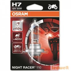 Osram Night Racer 110 64210NR1-01B H7 +110% bliszter