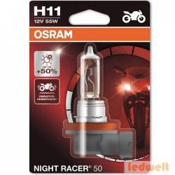 Osram Night Racer 50 64211NR5-01B H11 +50% bliszter