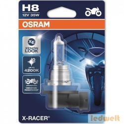 Osram X-Racer 64212XR H8 motorkerékpár bliszter
