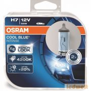 Osram Cool Blue Intense 64210CBI H7 izzó 2db/csomag