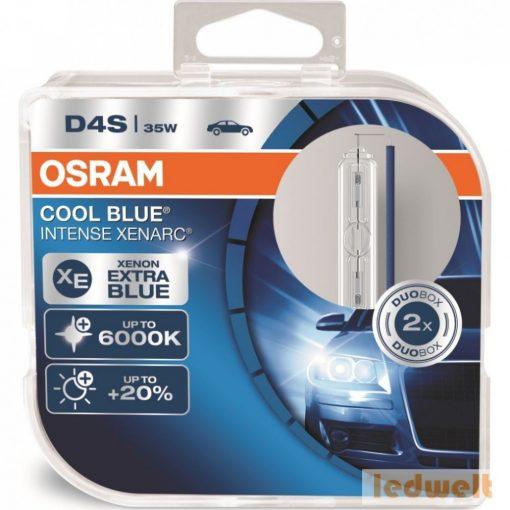 Osram Xenarc Cool Blue Intense 66440CBI-HCB D4S xenon izzó 2db/csomag