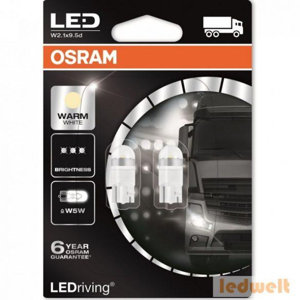 Osram LEDriving Premium 2824WW W5W 24V 4000K 2db/bliszter