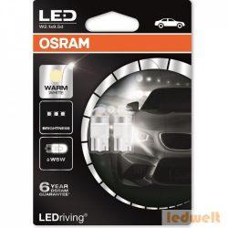 Osram LEDriving Premium 2850WW W5W 4000K 2db/bliszter