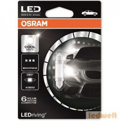 Osram LEDriving Premium 6499CW C10W 6000K 41mm