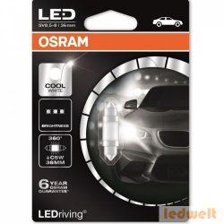 Osram LEDriving Premium 6498CW C5W 6000K 36mm