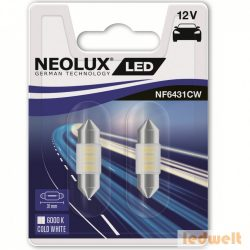 Neolux 6431CW-02B 6000K 31mm LED 2db/bliszter