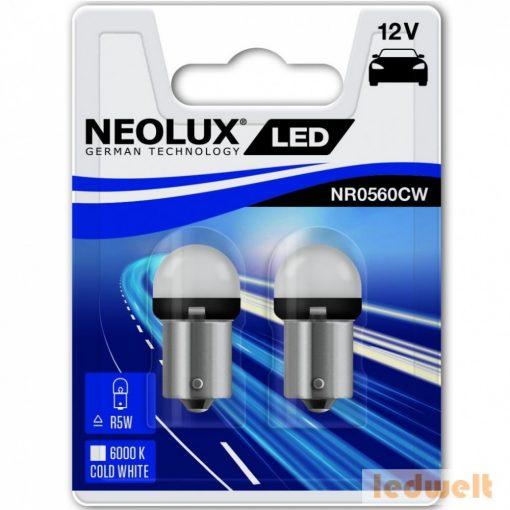 Neolux NR0560CW-02B 6000K R5W LED 2db/bliszter