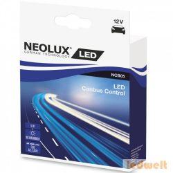 Neolux LED Canbus Control ellenállás NCB05 5W 2db/csomag