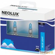 Neolux Blue Light N448B H1 izzó 12V 2db/csomag