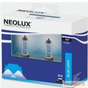 Neolux Blue Light N499B-SCB H7 izzó 12V 2db/csomag