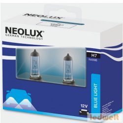 Neolux Blue Light N499B-SCB H7 izzó 12V 2db/csomag