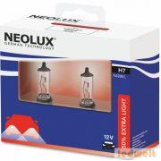 Neolux Extra Light N499EL-SCB H7 12V +50% 2db/csomag