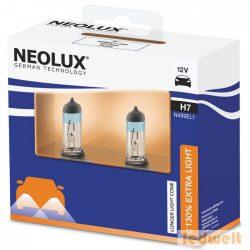 Neolux Extra Light N499EL H7 izzó +130% Duo Box