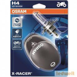Osram X-Racer 64193XR-02B H4 motorkerékpár 2db/bliszter