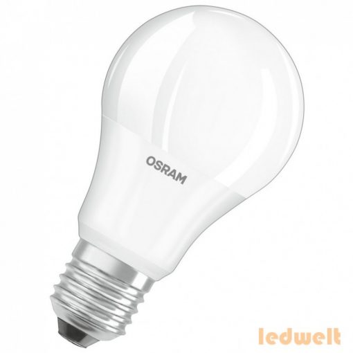 Osram Parathom CL A 75 10W 2700K E27 FR LED - 75W izzó kiváltására