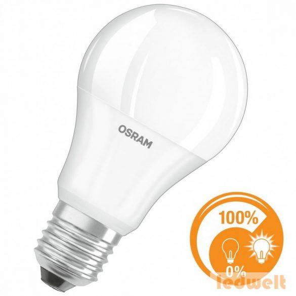 Osram Parathom Advanced CL A 60 9W 827 FR 2700K E27 DIM LED