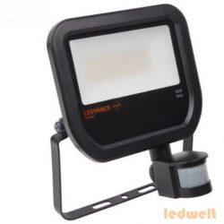 LEDVANCE Floodlight LED Sensor 50W 4750lm 3000K IP65 fekete