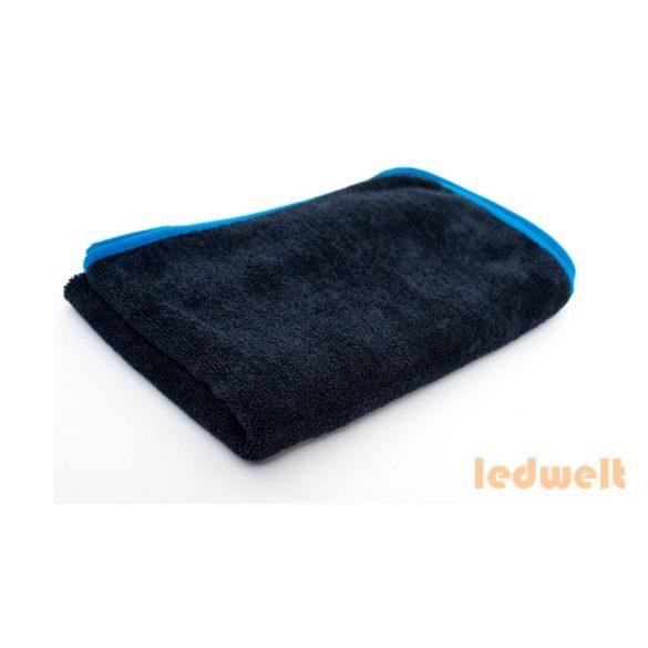 LOTUS Deluxe Drying towel (LOTUS Karcmentes kétoldalú autó törölköző) KÉK 600g/nm