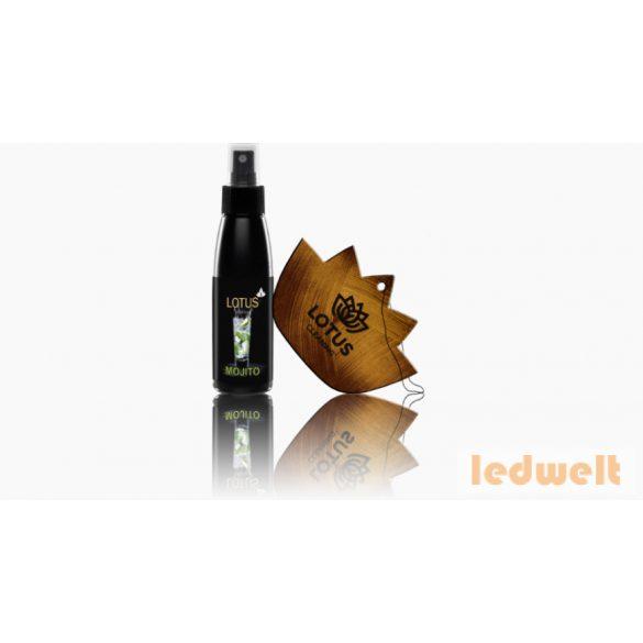 Lotus Mojito Autó Parfüm 100ml + AJÁNDÉK illatpárna