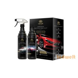 Lotus Ceramic Detailing Kit (600ml sampon, 600ml Kerámia spray)