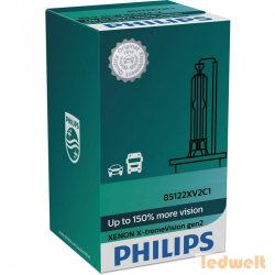 Philips D1S X-tremeVision gen2 +150% 85415XV2C1 xenon izzó