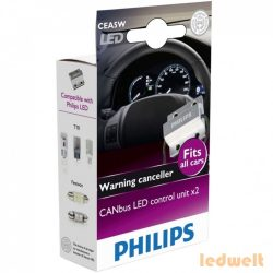 Philips Canbus Led Control Unit 5W 12956X2 2db/csomag
